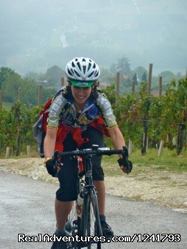 Biking through the Vineyards - Primavera del Prosecco - Bike the Wine Roads