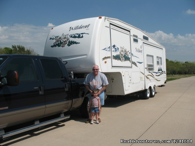 Camping Friends of Texan RV Ranch - Texan RV Ranch