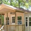 Crockett Family Resort & Marina Cottage Exterior
