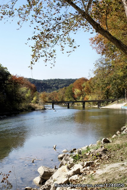 Guadalupe river vacation getaways new braunfels texas for Floating the guadalupe river cabins