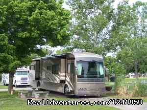 RV Site (#4 of 8) - Guadalupe River RV Resort