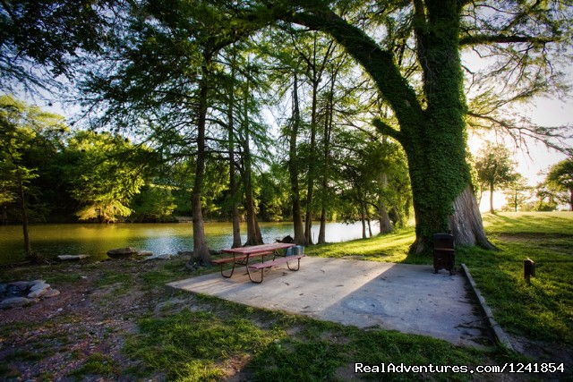 Image #3 of 7 - By the River RV Park& Campground