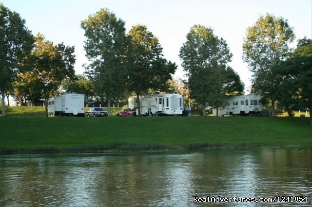 By the River RV Park& Campground, Kerrville, Texas ...