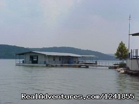 Fishing Dock - Hi-Line Lake Resort