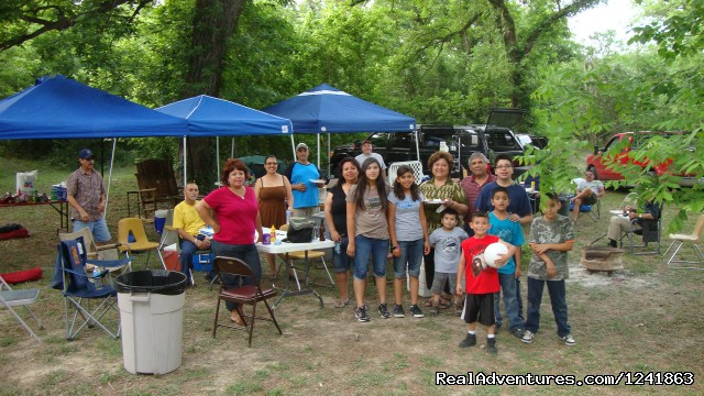 Family Reunion - Alamo River RV Resort