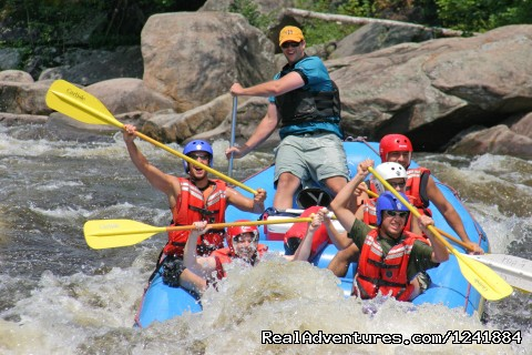 Adirondack Adventures North River, New York Rafting Trips