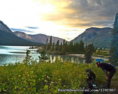 Wilderness Horseback Expedition in the Yukon of Canada - Wilderness Horseback adventure in the  Yukon