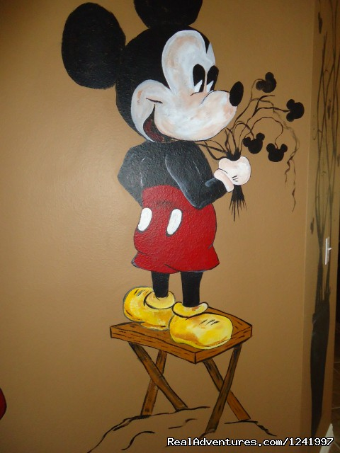 - Mickey's Paradise, Pool, gamesroom, Wifi & More..