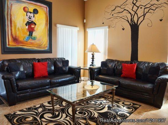 Mickey's Paradise, Pool, gamesroom, Wifi & More..