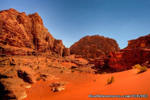 Wadi Rum | Image #3/3 | Petra One Day Tour from Aqaba