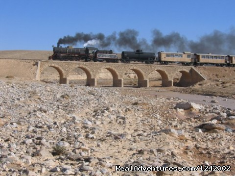 ElHijjaz Rail Way - Petra One Day Tour from Aqaba