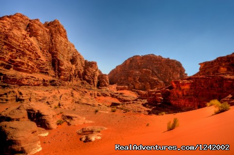 Wadi Rum - Petra One Day Tour from Aqaba