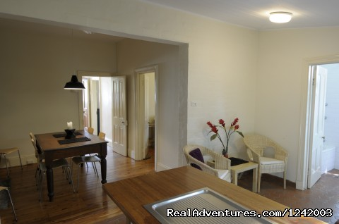 Image #4 of 10 - At home in Sydney 2 bedroom self contained cottage