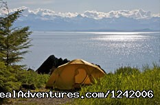 Camping in Alaska - Travel to Alaska: The Inside Passage