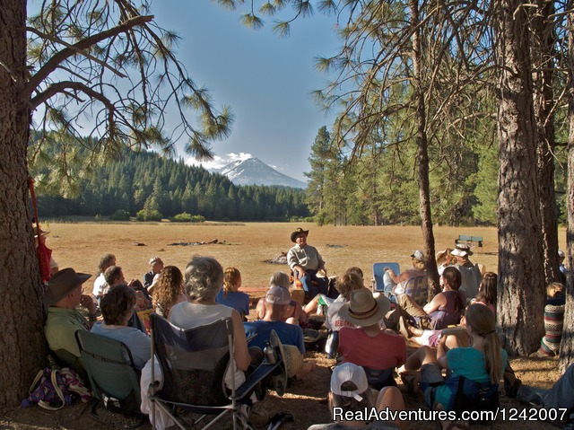 - 34th Annual Mount Shasta Retreat