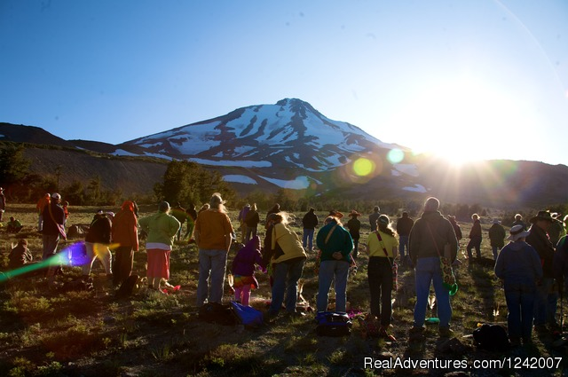 Image #5 of 5 - 34th Annual Mount Shasta Retreat