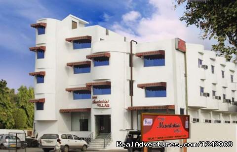 Hotel Mandakini Villas Exterior View