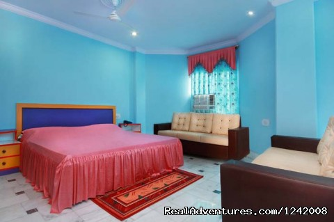 Executive Room - Hotel Mandakini Villas