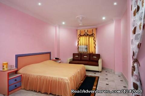 Superior Room - Hotel Mandakini Villas