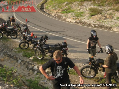 Motorcycling tour to Northern Vietnam - Motorcycling West to East Northern Vietnam 05 days