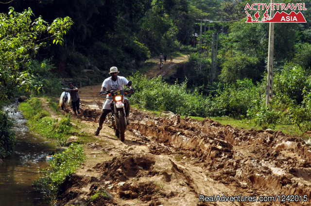 Motorcycling tour to Northern Vietnam - Motorcycling West to East Northern Vietnam
