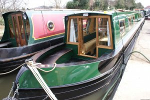 Canal Boat holidays with Kate Boats, Warwick Warwick, United Kingdom Vacation Rentals