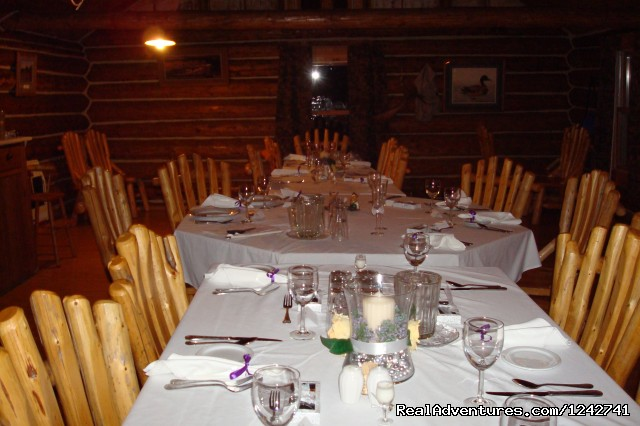 Special events in the dining room (#4 of 24) - View Northern Maine's Boreal Species