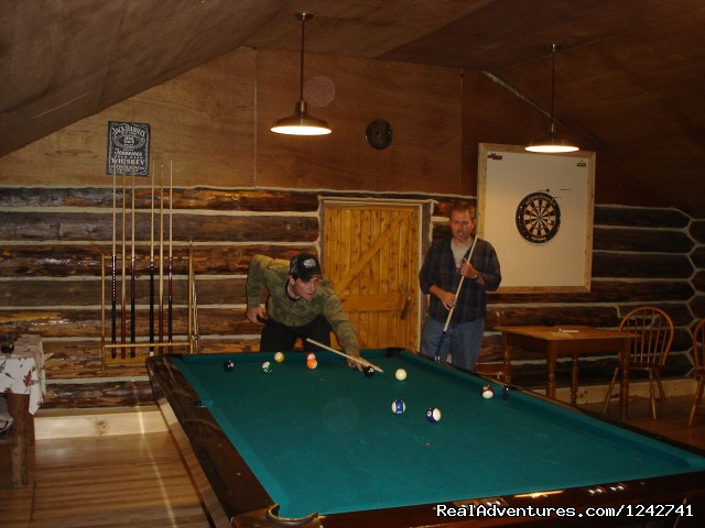 9' Regulation Brunswick Medallion Pool Table - View Northern Maine's Boreal Species