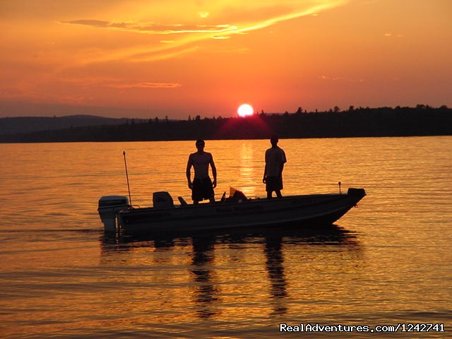 Sunsets to Remember - View Northern Maine's Boreal Species