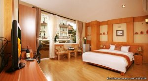 Hanoi Topaz Hotel - newly boutique hotel in Hanoi Hanoi, Viet Nam Hotels & Resorts