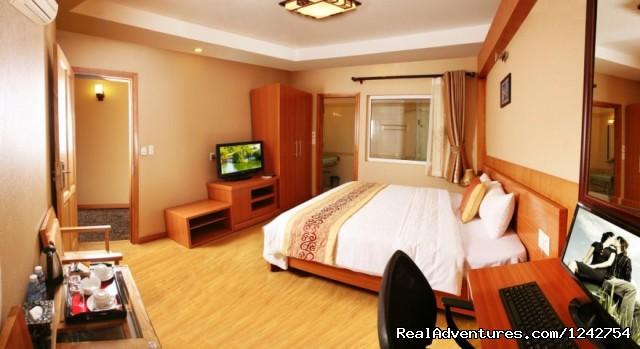 room (#8 of 11) - Hanoi Topaz Hotel - newly boutique hotel in Hanoi