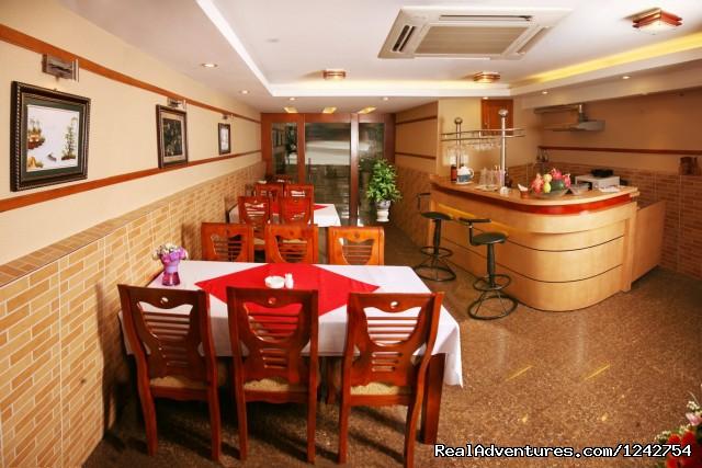 Restaurant (#9 of 11) - Hanoi Topaz Hotel - newly boutique hotel in Hanoi