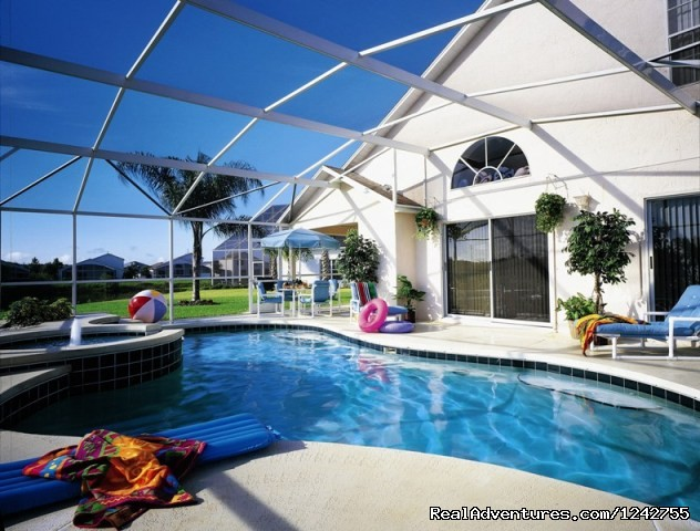 Disney World Resort Area Vacation Homes Swimming Pool