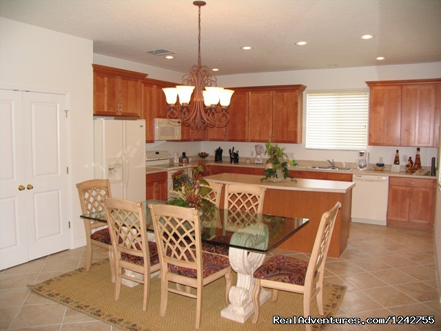 Full Kitchen (#5 of 14) - Disney World Resort Area Vacation Homes
