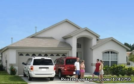 Outside  - Disney World Resort Area Vacation Homes