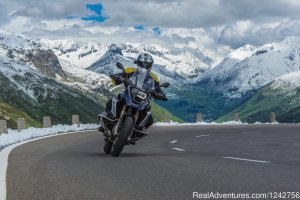 Classic Alpine Adventure with BMW Days Aach, Germany Motorcycle Tours