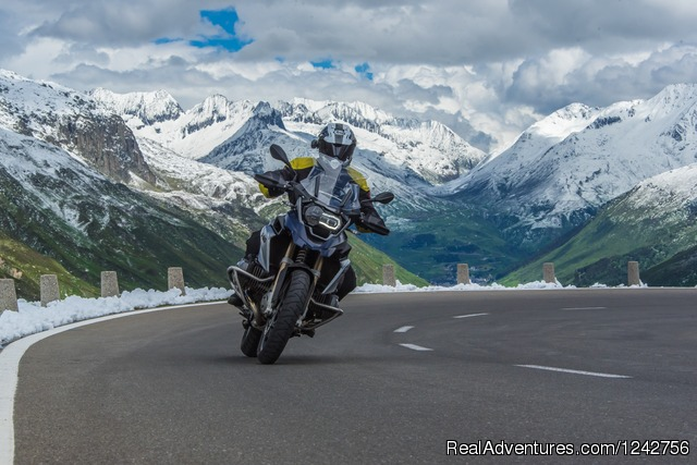 Classic Alpine Adventure with BMW Days