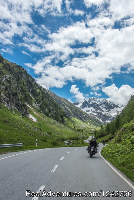 - Classic Alpine Adventure with BMW Days