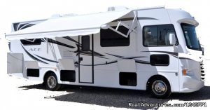 Privately Owned 'ACE JR' Class A RV RV Rentals Fremont, California