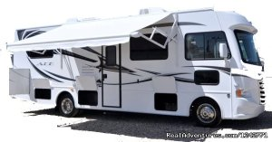 Privately Owned 'ACE JR' Class A RV Fremont, California RV Rentals