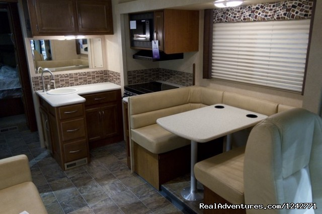 - Privately Owned 'ACE JR' Class A RV