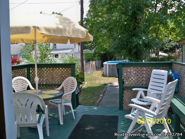 Image #6 of 9 - NJ Shore House, Walk To All, Pool, Pets Ok