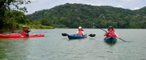 Kayaking the Panama Canal Watershed Panama City, Panama Eco Tours