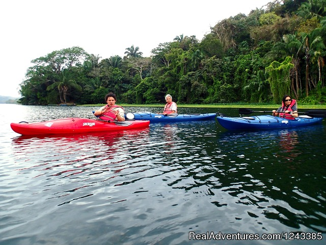 Kayaking the Panama Canal Watershed - Kayaking the Panama Canal Watershed
