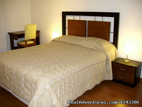 Main Bedroom - New comfortable duplex close to Miraflores Beaches