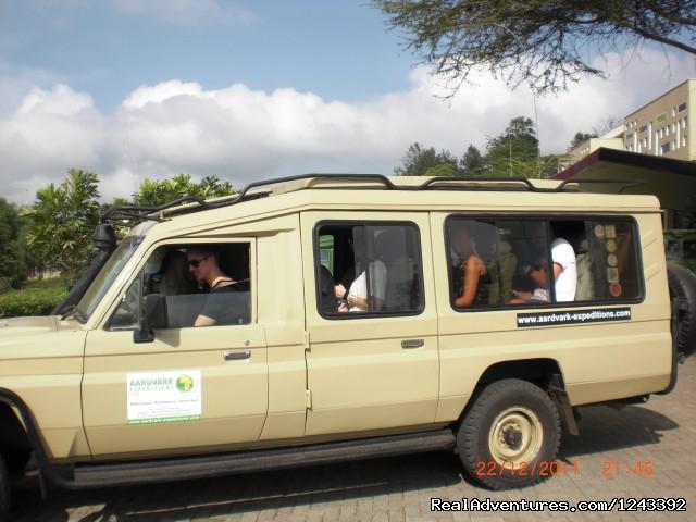 Stunning longbase vehicle (#2 of 2) - Tanzania safari