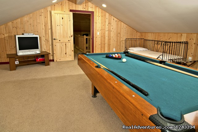 Fun Amenities - Cabin Rentals at Stevens Pass & Leavenworth