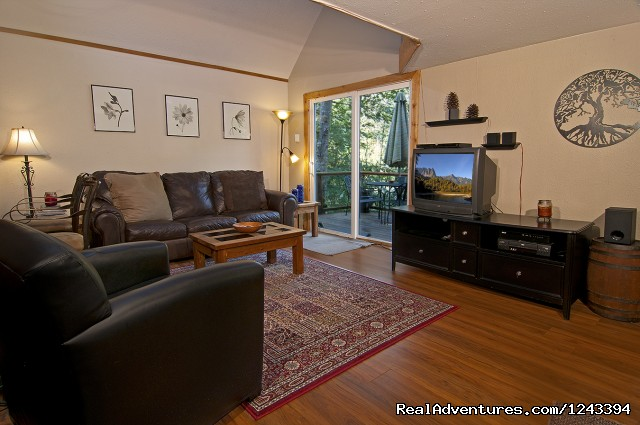 Cozy and Comfortable (#13 of 21) - Cabin Rentals at Stevens Pass & Leavenworth