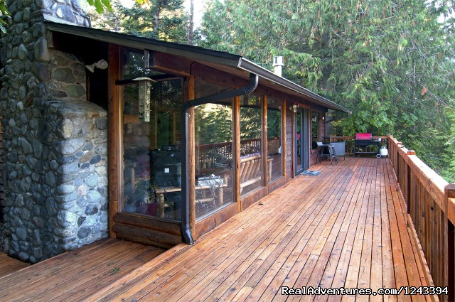 Great Getaways - Cabin Rentals at Stevens Pass & Leavenworth