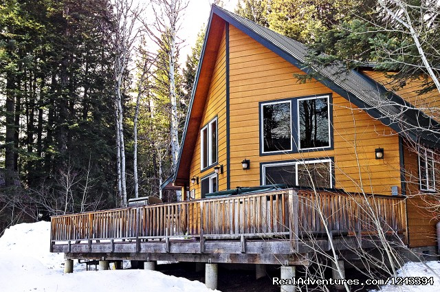 Family Retreats - Cabin Rentals at Stevens Pass & Leavenworth